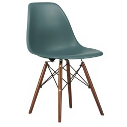 Cadeira DSW Nogueira - Charles & Ray Eames