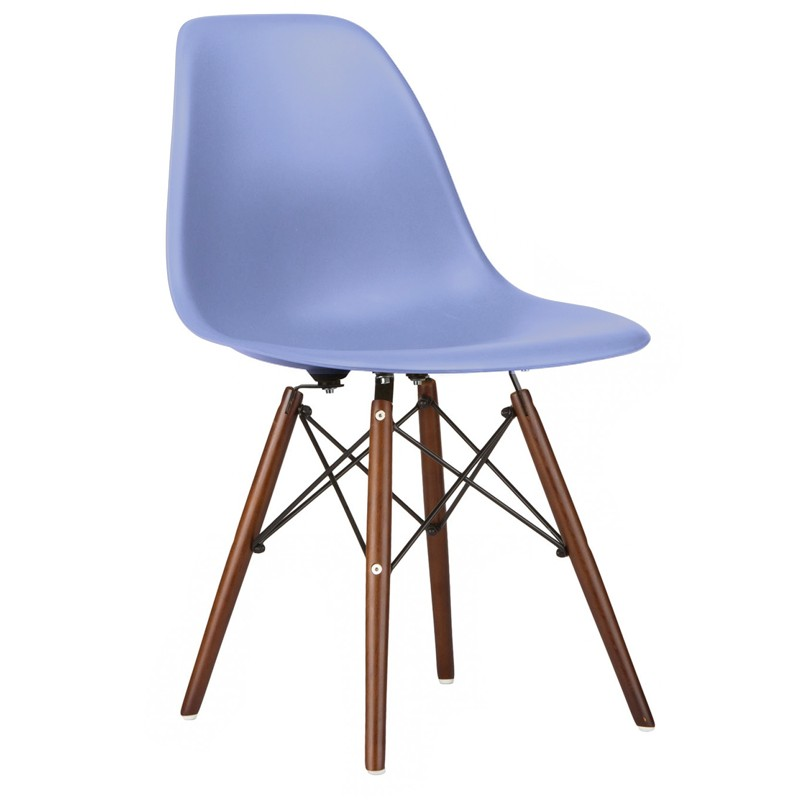 Cadeira dsw nogueira charles ray eames for Dsw charles eames