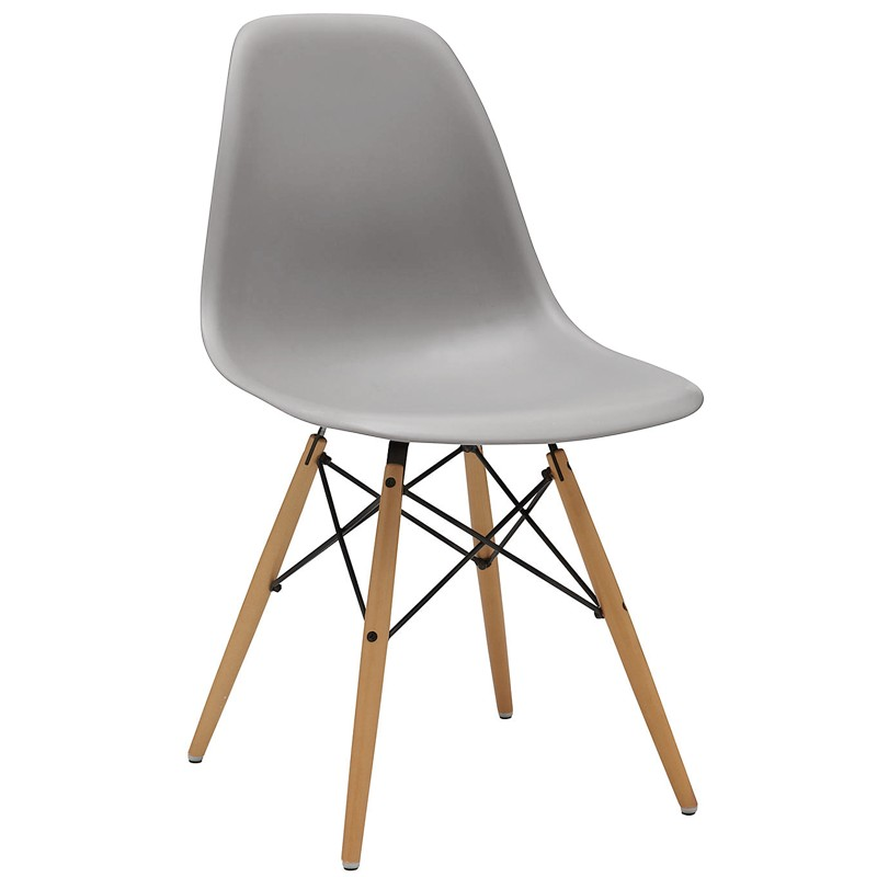 Cadeira dsw faia charles ray eames for Inspiration dsw de charles ray eames
