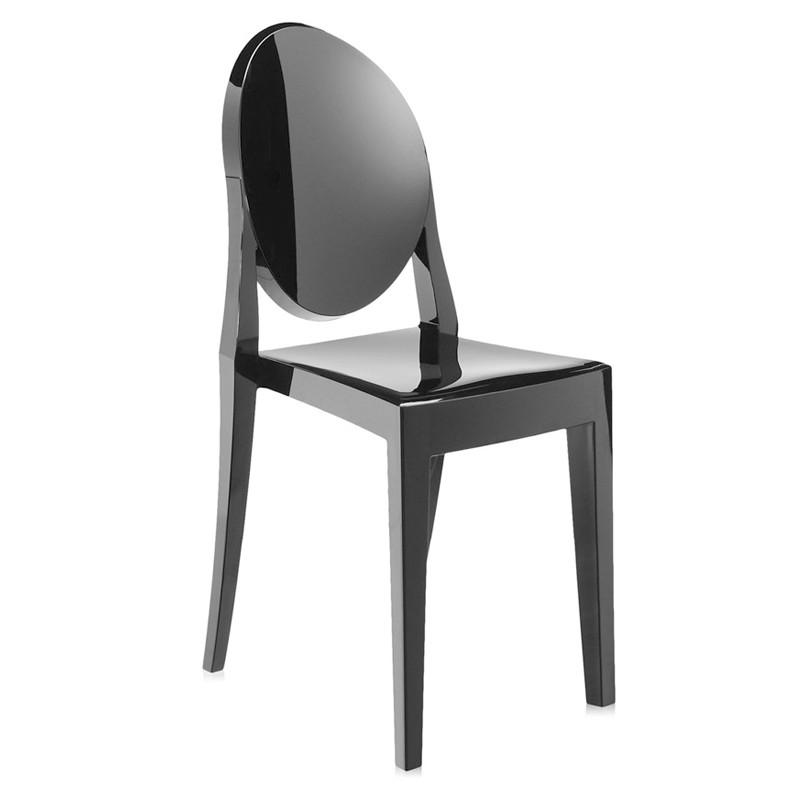 cadeira victoria ghost philippe starck. Black Bedroom Furniture Sets. Home Design Ideas