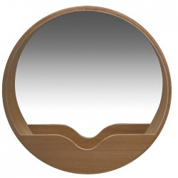Round Wall Mirror - Mesg