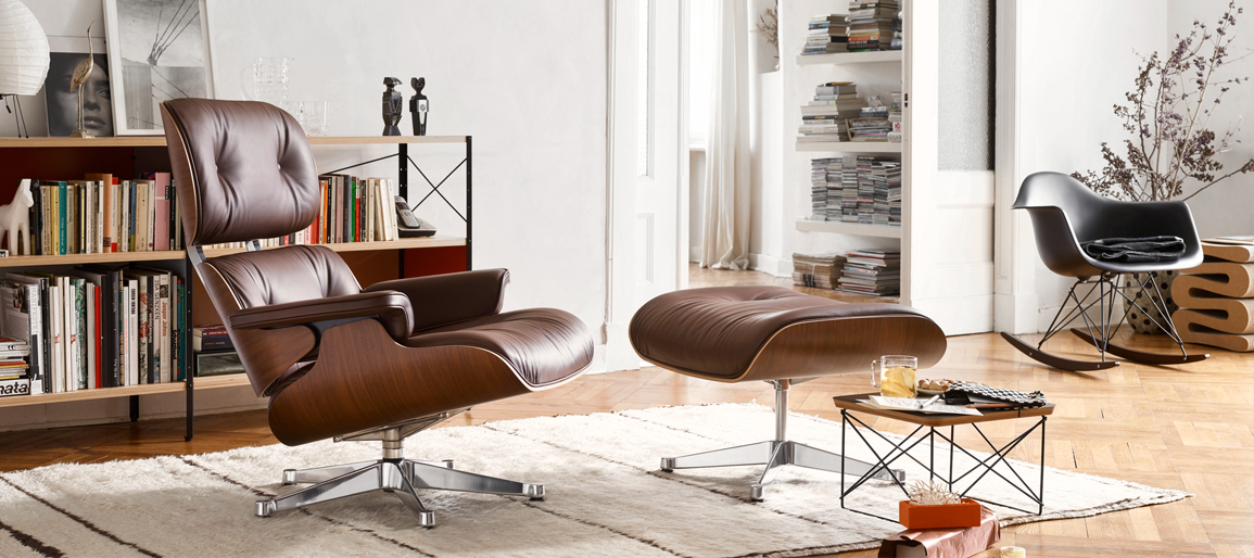 Louge Chair Charles Eames